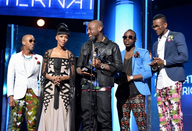 Africa represented at the BET Awards