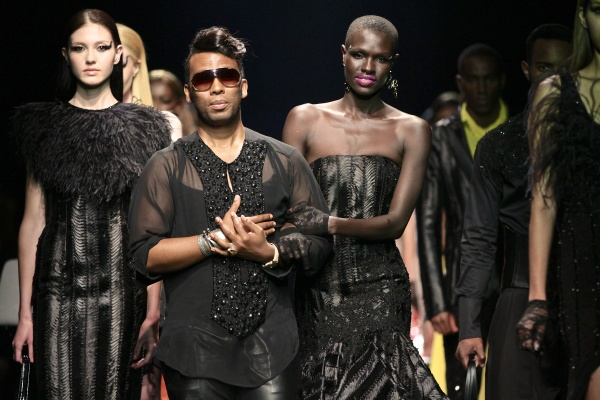 David Tlale conquers New York