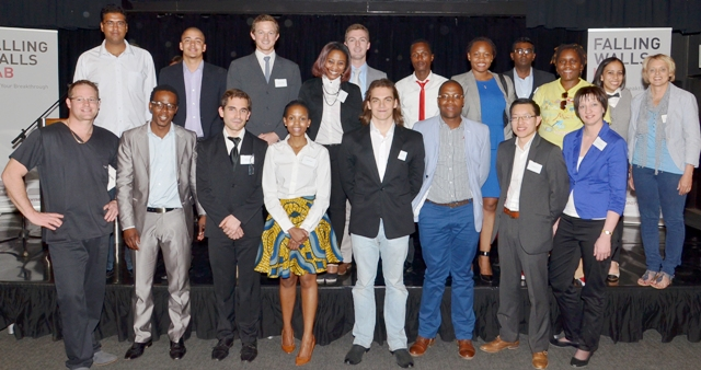 Falling Walls Lab South Africa 2014