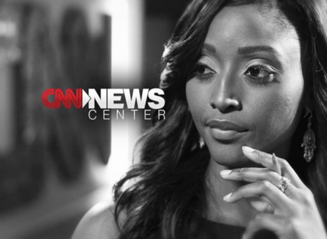 Celebrating Game Changers - Isha Sesay
