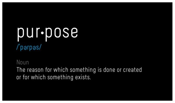 3-Steps to a Purposeful life