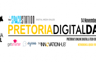 Countdown to Pretoria Digital Day, not to be missed!