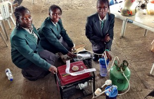 Urine Powered Generator: 6 Hours Of Power On 1 Litre Of Pee