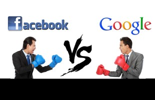 #TeamGoogle vs. #TeamFacebook - Pick A Side