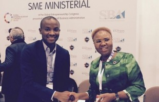 South Africa to host the Global Entrepreneurship Congress in 2017
