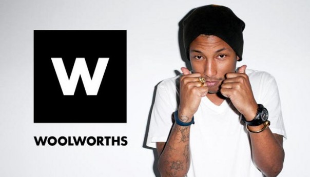 Pharrell Williams x Woolworths, Strategic Brand Collab