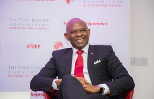 The Tony Elumelu Foundation Announces Its First 1000 African Entrepreneurs