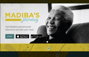 Nelson Mandela's Journey at your fingertips