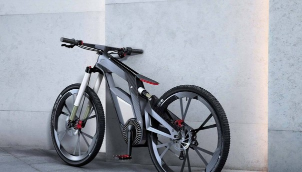Audi has launched a sport racing bike