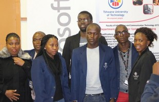 A Weekend of Code at Tshwane University of Technology Campus