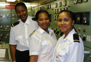 South African Women in Maritime Engineering