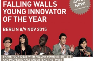 The Falling Walls Lab is calling out for innovative solutions to meet the social challenges of our time
