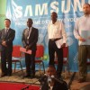 Samsung positively impacts community in Kinshasa (DRC)