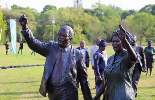 A date with SA Struggle Heroes at Groenkloof Nature Reserve