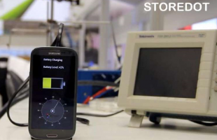 Nanotechnology and Innovation: Rapid-charging smartphone battery in 30 seconds and electric vehicles in 5 minutes