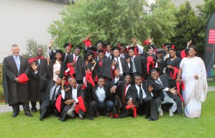 Vodacom And IDT 'ICT Youth Academy'  See Off First Group of Graduates