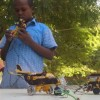 13 Year Old Inventor Turns Old Plastics Into Electronic Toys