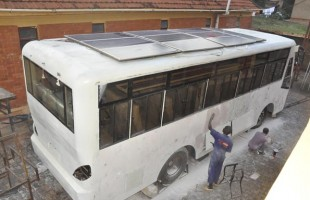 Uganda Creates Africa's First Solar Powered Bus