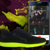 With Samsung's new smart sneakers, you get valuable data from your feet