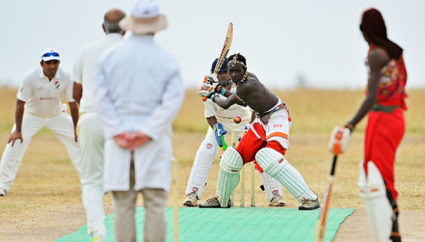 #GoodNewsWednesdays: Maasai Warriors batting for social good