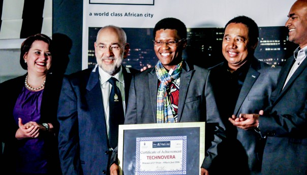 Medical Start-up Crowned #HackJozi 2016 Winner