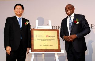 Huawei Opens Innovation and Experience Centre in Johannesburg