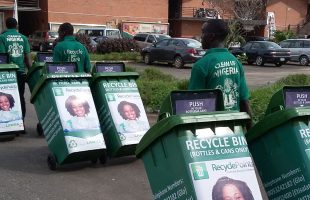 RecyclePoints, the Social Venture Fighting Air Pollution in Nigeria
