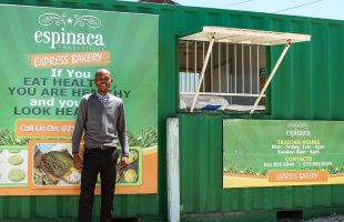 Meet Lufefe Nomjana, South Africa's Spinach King