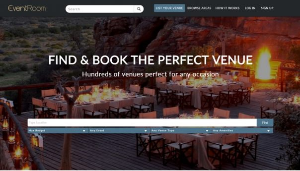 EventRoom, the 'AirBnB' for Event Spaces..