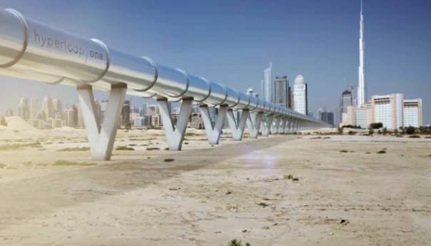 Supersonic Transport – The Hyperloop