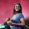 'One of The World's Most Powerful Women'  With Her Soaring Footwear Brand