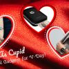 Be cool as cupid with these gadgets