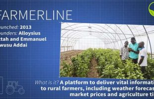 Farmerline Adding The Innovative Touch To Agriculture
