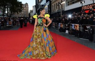 Our Golden Girl Terry Pheto has done it again!